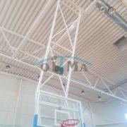 Lakke kinnitatav korvpallikonstruktsioon