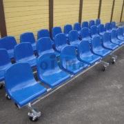 "Portable seats ""Tehvandi"""