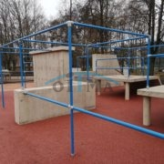 Parkour ground