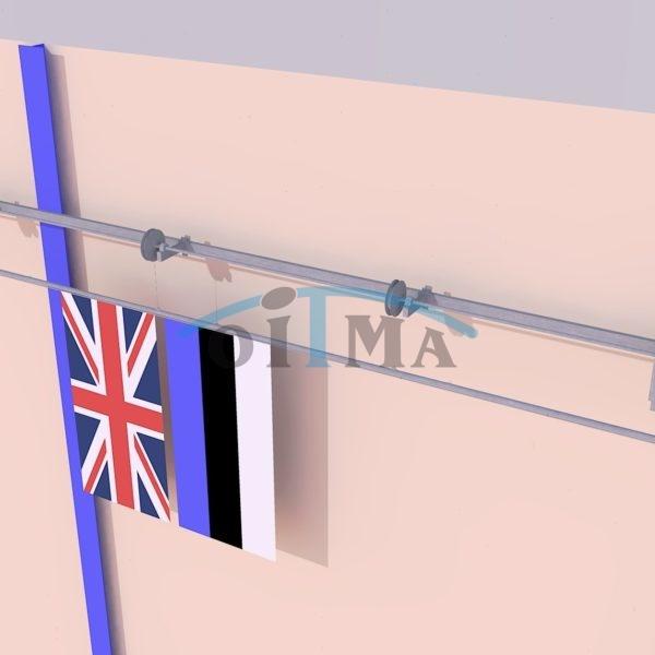 Lippude tõstmissüsteem